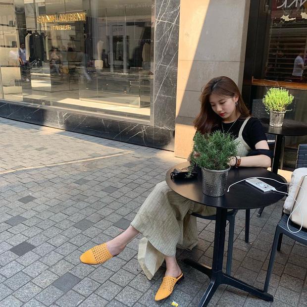 Học Suzy lên đồ chuẩn girl điệu đà: Dạo phố xinh ngời ngời, đến công sở toả sáng hết phần đồng nghiệp - Hình 2