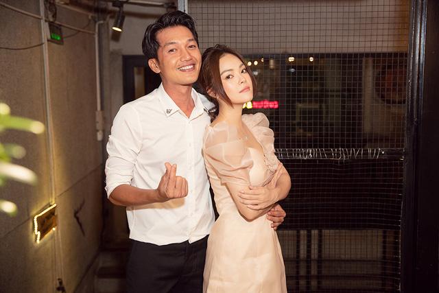 Dương Cẩm Lynh kết đôi với Quang Tuấn trong phim mới trên VTV3 - Hình 1