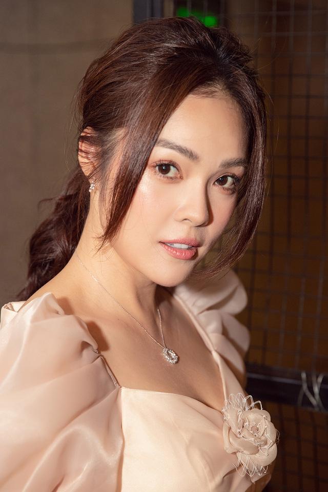 Dương Cẩm Lynh kết đôi với Quang Tuấn trong phim mới trên VTV3 - Hình 2