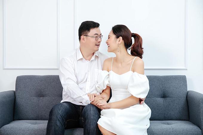 Hoa hậu Hương Giang: Nhà tôi không phân vai hiền, ác - Hình 1