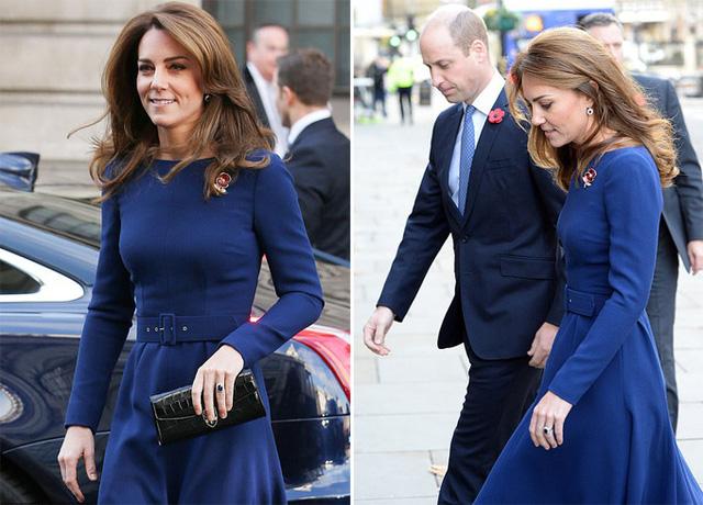 Hoàng tử Harry ra hiệu cho vợ đứng xích lại - Hình 2