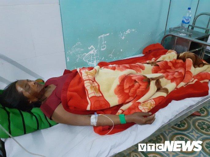 Nổ đầu đạn ở Kon Tum, 9 người nhập viện - Hình 1