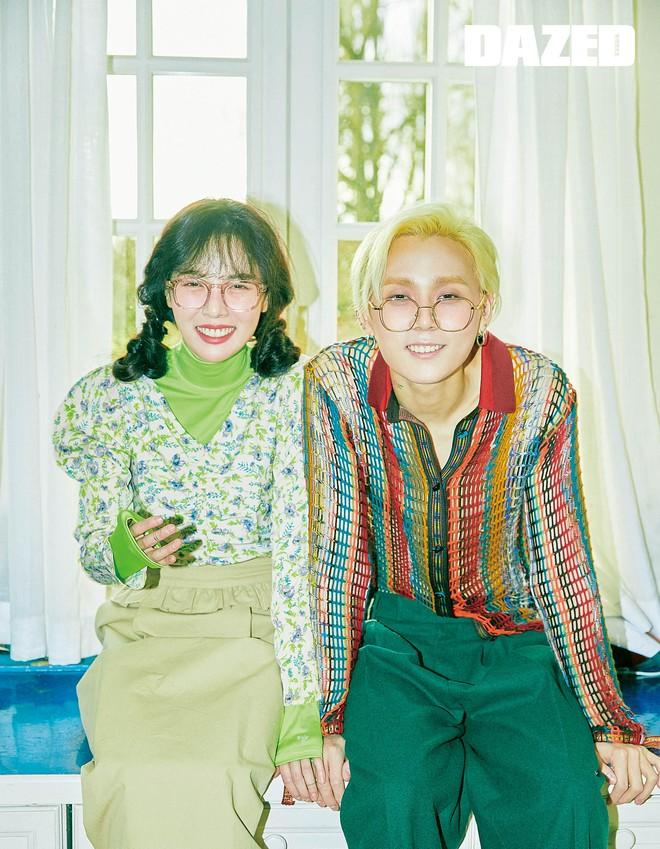 HyunA và EDawn: Gu thời trang khác biệt tạo nên sự hoàn hảo - Hình 6
