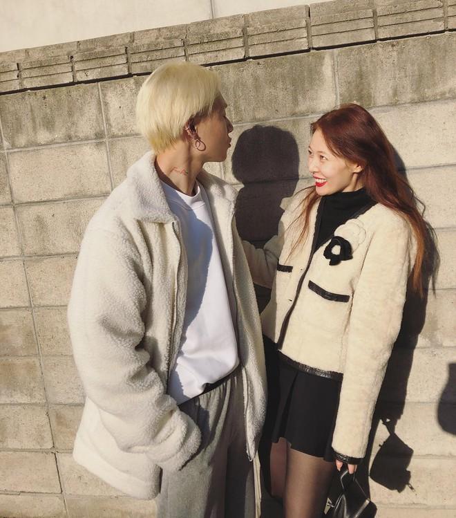 HyunA và EDawn: Gu thời trang khác biệt tạo nên sự hoàn hảo - Hình 4