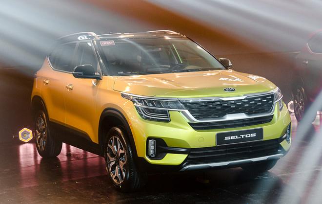 KIA Seltos mở bán giá 504 triệu đồng, có gì hay để đấu Honda HR-V? - Hình 1