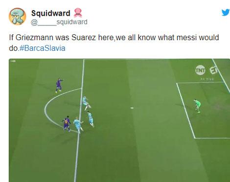 Lộ bằng chứng chứng tỏ Messi lạnh nhạt với Griezmann - Hình 1