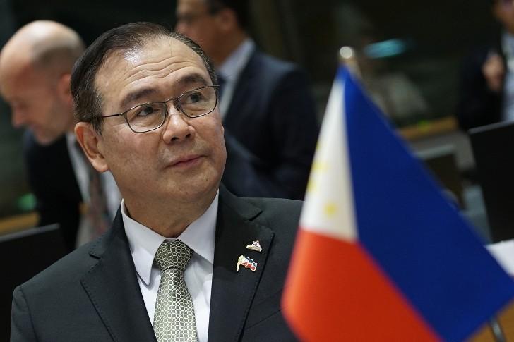 Philippines phản đối các hành động trên Biển Đông của Trung Quốc - Hình 1