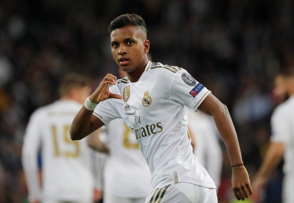 Rodrygo là tương lai của Real Madrid - Hình 1
