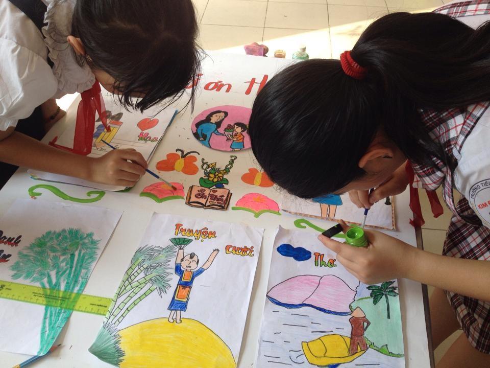 Top 11 tiêu đề báo tường ý nghĩa, cảm động nhất cho ngày Nhà giáo Việt Nam 20/11 - Hình 1