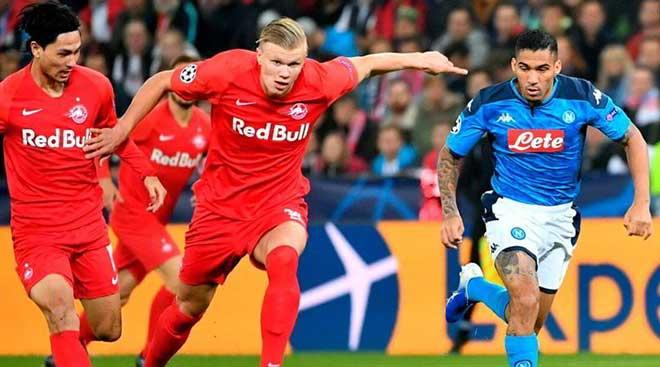 Trò cũ Solskjaer 7 bàn 4 trận Cúp C1: Đại gia hỏi mua bị hét giá bằng Ronaldo - Hình 1