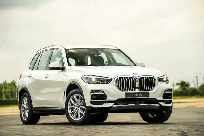 X5 thế hệ mới: Tiếp tục vị trí dẫn đầu của BMW với SAV - Hình 2