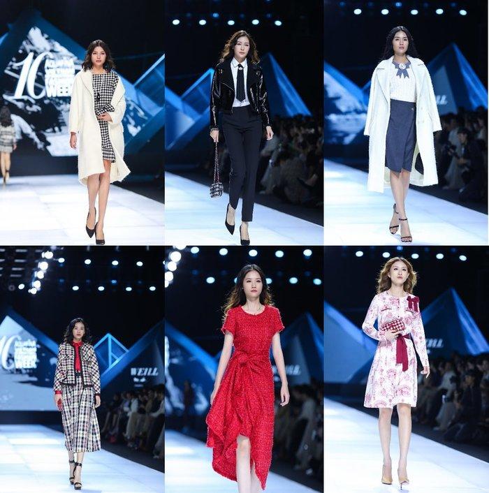 Xu hướng thu đông 2019 mới nhất của Weill tại Tuần lễ thời trang Quốc tế Việt Nam - Hình 9