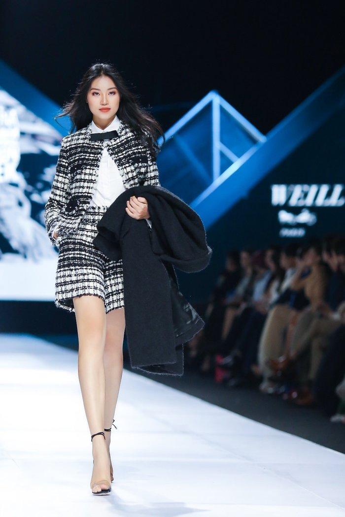 Xu hướng thu đông 2019 mới nhất của Weill tại Tuần lễ thời trang Quốc tế Việt Nam - Hình 1
