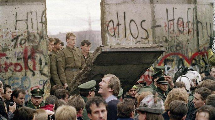 30 năm bức tường Berlin sụp đổ, vẫn nhiều khác biệt giữa miền Đông và Tây nước Đức - Hình 1