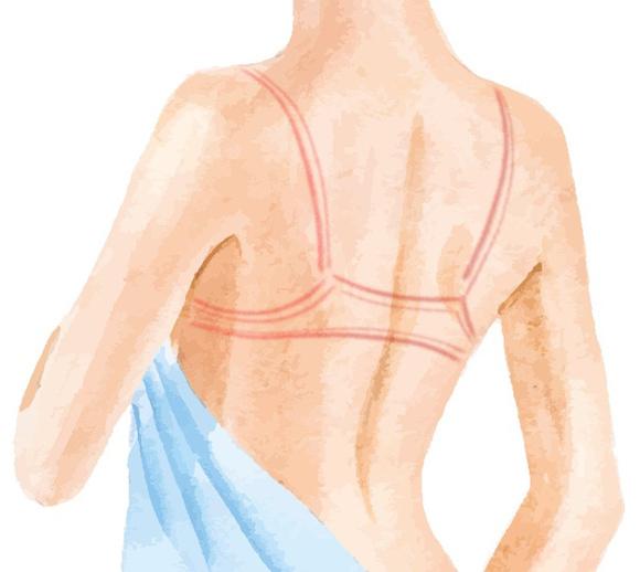 6 lý do nàng nên hạn chế mặc áo ngực - Hình 3