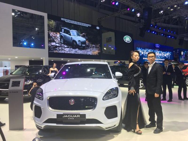 Bảng giá xe Jaguar tháng 11 có gì hấp dẫn? - Hình 1