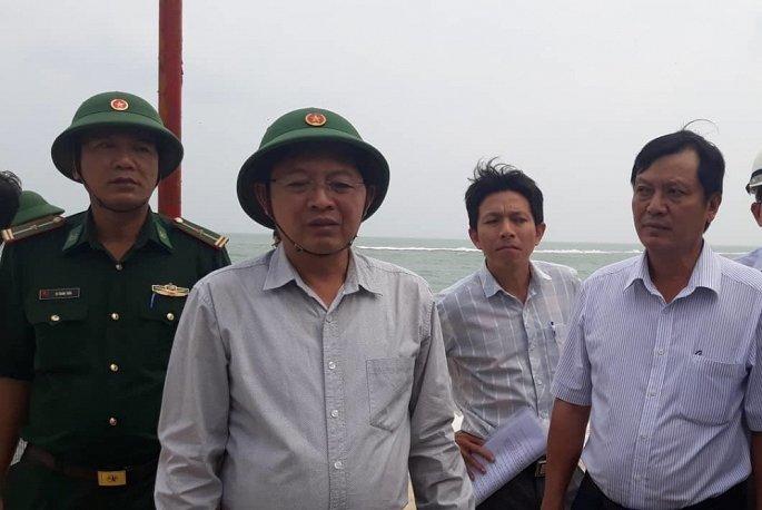Bão số 6 sắp đổ bộ: Bình Định khẩn trương di dời dân vùng ven biển - Hình 1
