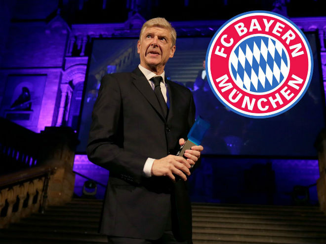 Bayern tuyển HLV mới: Wenger bất ngờ bị loại, chọn tướng mới là ai? - Hình 2