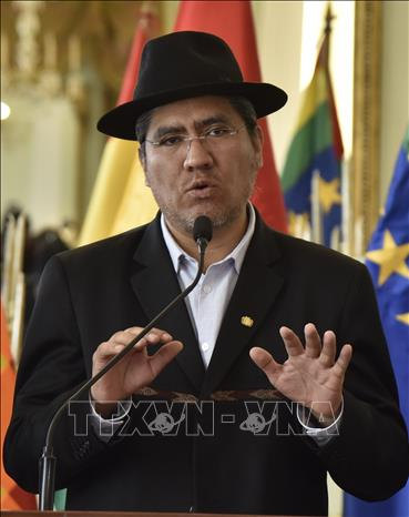 Bộ Ngoại giao Bolivia cáo buộc phe đối lập âm mưu đảo chính - Hình 1