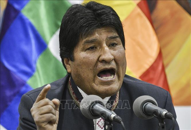 Bolivia: Phe đối lập đề nghị Quốc hội triệu tập cuộc bầu cử Tổng thống mới - Hình 1