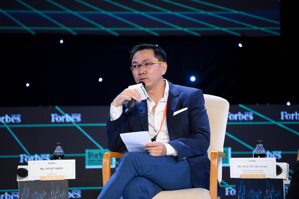 CEO Empire City: Bất động sản Việt đang trong khủng hoảng - Hình 1
