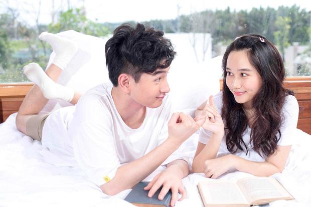 Con nuôi Minh Nhí gây hoạ với hot girl Mắt Biếc vì tưởng bạn gái là gấu bông trong trailer Ngốc Ơi Tuổi 17? - Hình 6