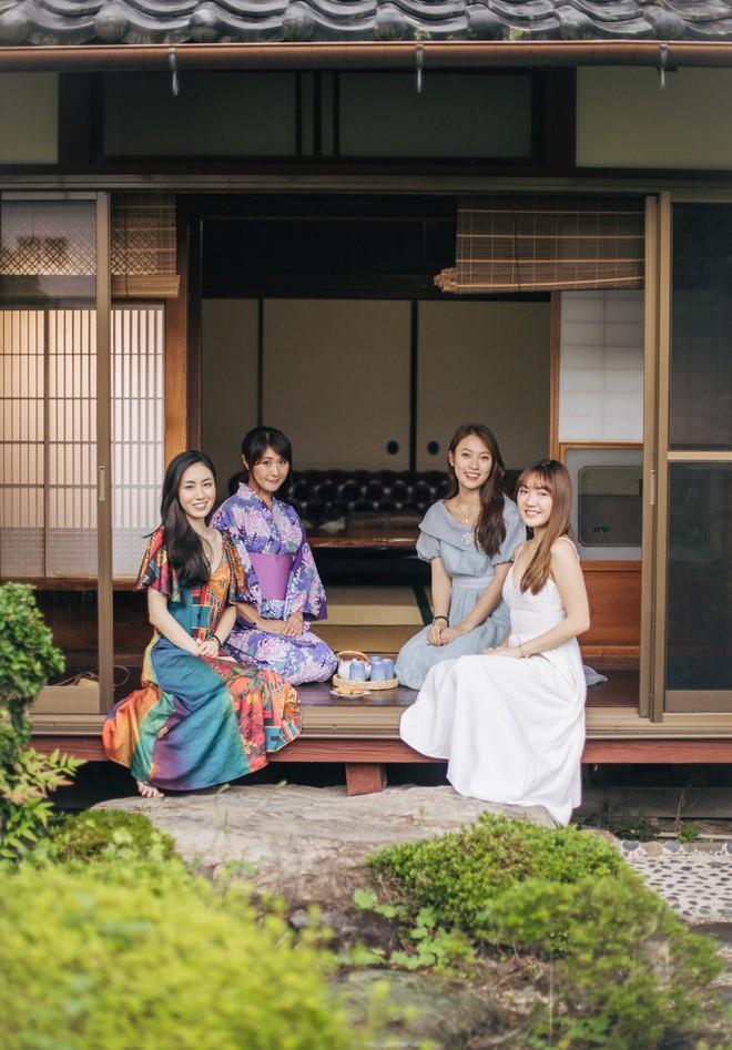 Đến Nhật ở homestay, beauty blogger Việt học bí quyết dưỡng da - Hình 2