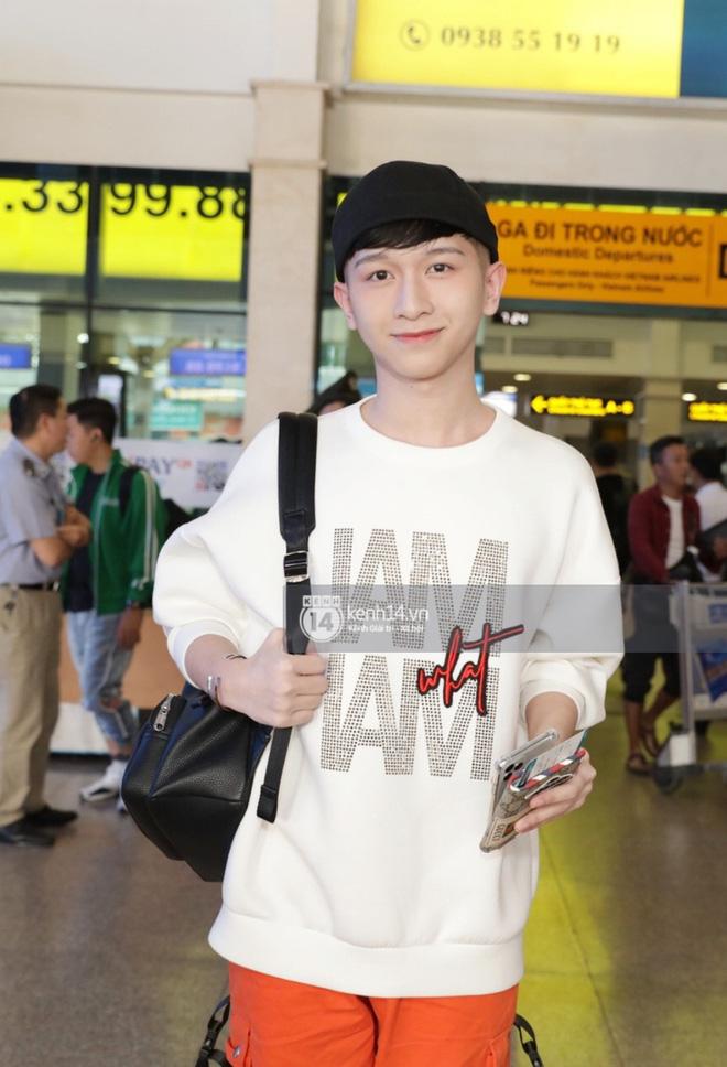 Đọ 'style sân bay' của dàn sao Việt trên đường đến Phú Quốc dự đám cưới của Đông Nhi - Ông Cao Thắng - Hình 12