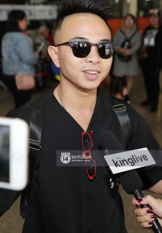 Đọ 'style sân bay' của dàn sao Việt trên đường đến Phú Quốc dự đám cưới của Đông Nhi - Ông Cao Thắng - Hình 28