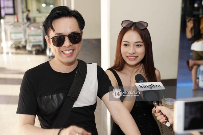 Đọ 'style sân bay' của dàn sao Việt trên đường đến Phú Quốc dự đám cưới của Đông Nhi - Ông Cao Thắng - Hình 19