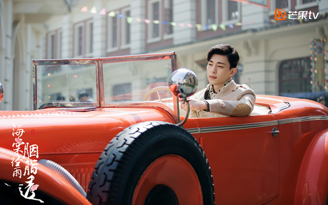 Hải đường kinh vũ yên chi thấu: Siêu xe mà Đặng Luân dùng để chở người yêu bất ngờ gây sốt trên Weibo - Hình 1