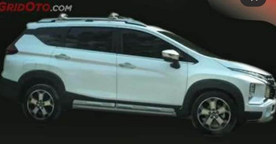 Hé lộ tân binh Mitsubishi XPANDER CROSS: đường nét vạm vỡ, bộ mặt Dynamic Shield được sửa đổi - Hình 2