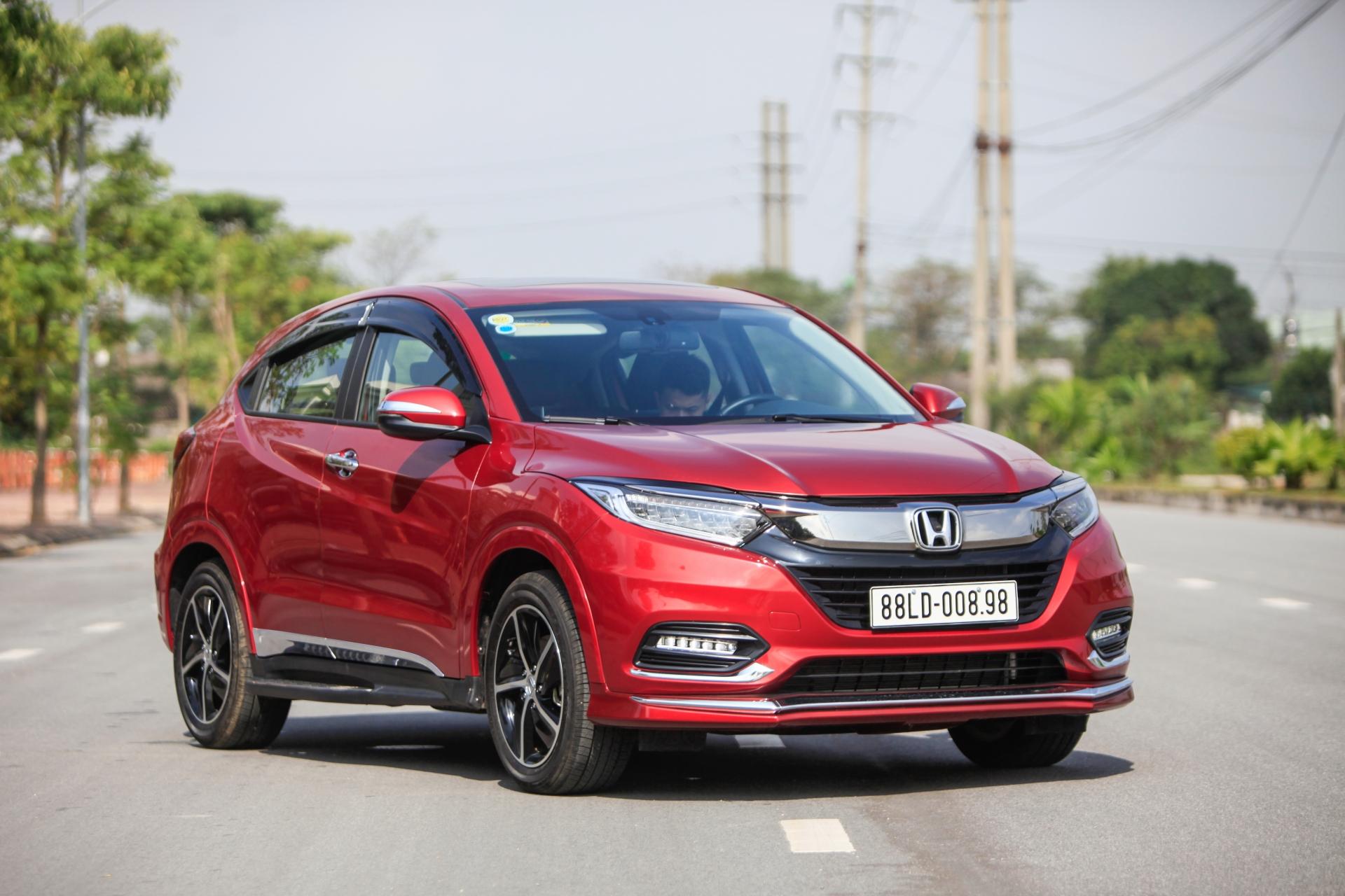 Honda HR-V bất ngờ được ưu đãi tới gần 40 triệu đồng - Hình 1