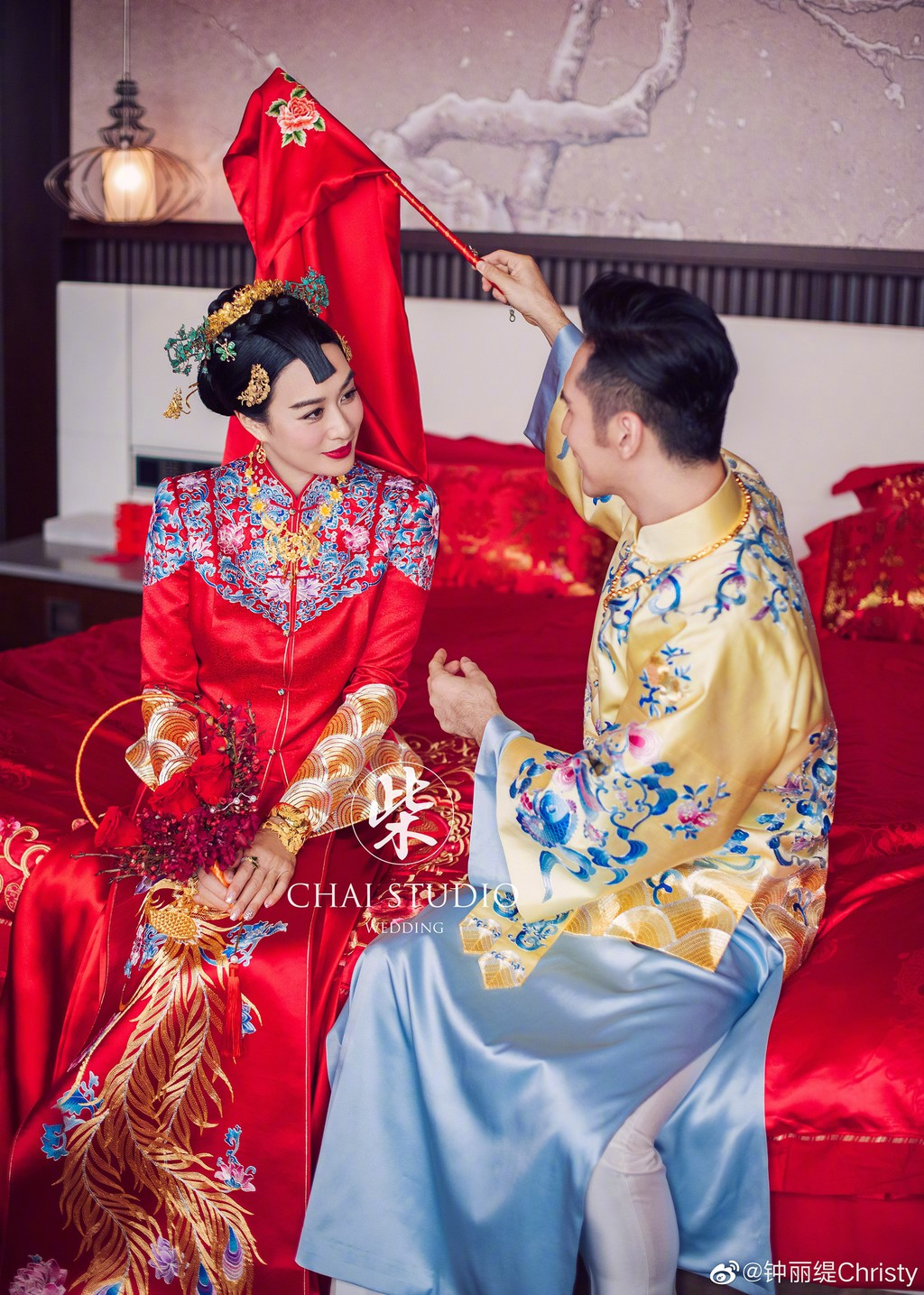 Chung Lệ Đề kỷ niệm 3 năm cưới chồng kém 12 tuổi - Hình 1