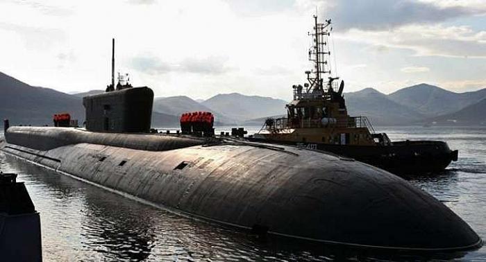 Nga công bố tàu ngầm hạt nhân lớp Borey-A đã bắn thử thành công ngư lôi chống tàu ngầm - Hình 1