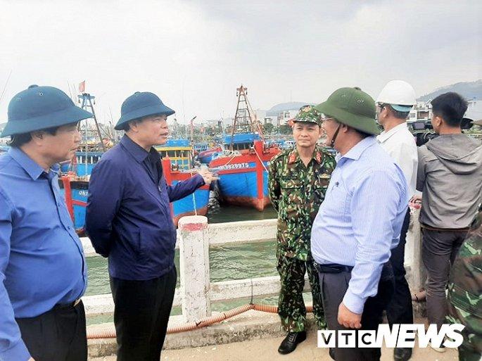Bộ trưởng Nguyễn Xuân Cường: Bão số 6 rất phức tạp, không được chủ quan - Hình 2