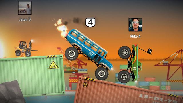 Renegade Racing - Game đua xe lộn tu siêu hài hước sắp có mặt trên nền tảng di động - Hình 2