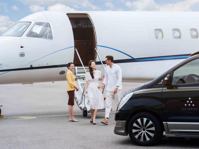 Resort ở Côn Đảo có dịch vụ đón khách bằng chuyên cơ - Hình 1