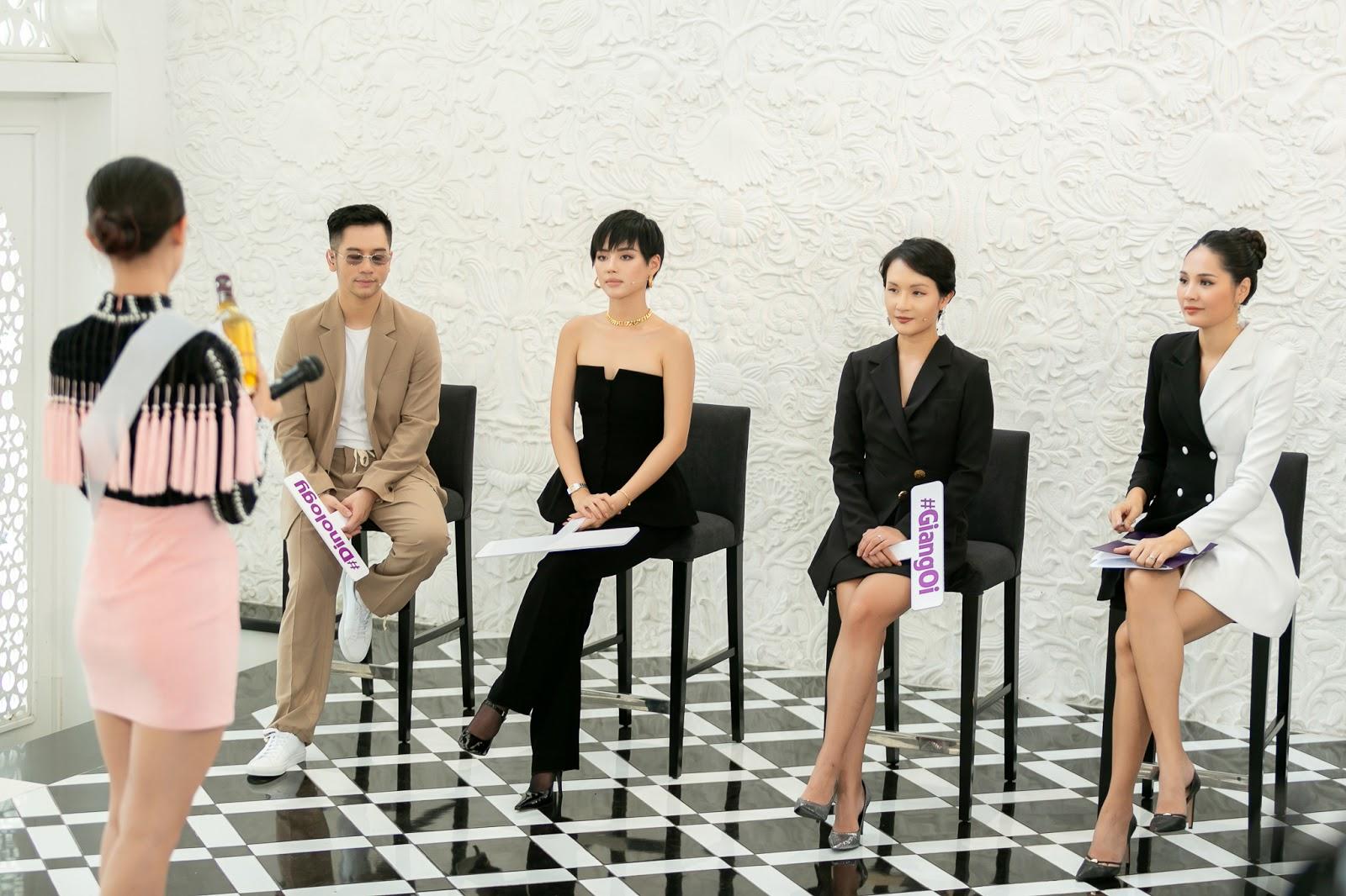 Sau nhiều lần bị chê thậm tệ, Thúy Vân bất ngờ vươn lên dẫn đầu, ngôi vị Hoa hậu đang đến gần - Hình 2