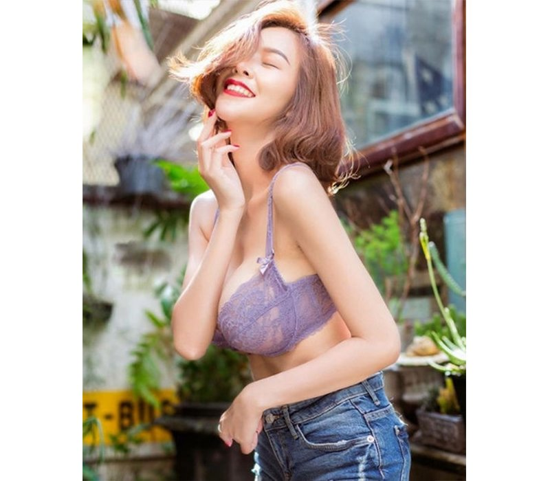 Sở hữu vòng 1 căng tròn như sắp nổ tung, người đẹp Thái khiến CĐM không khỏi mê mẩn - Hình 2