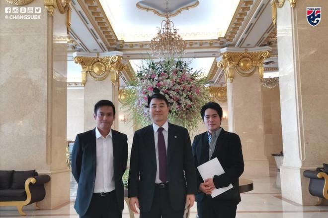 Thái Lan tận dụng AFF Awards để tiền trạm cho trận gặp Việt Nam - Hình 1
