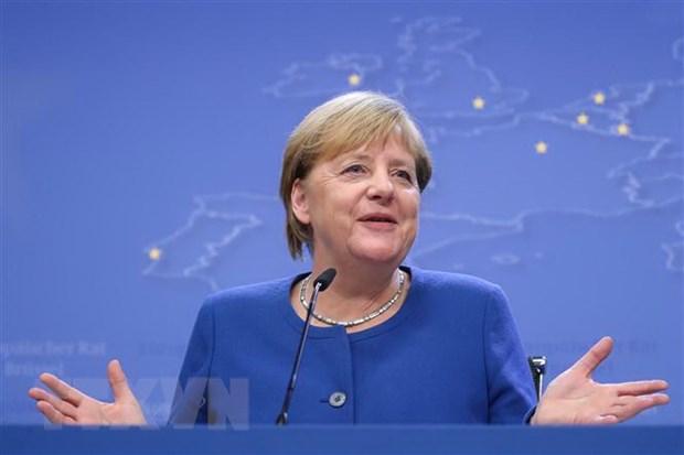 Thủ tướng Đức nỗ lực làm dịu căng thẳng trong quan hệ với Mỹ - Hình 1