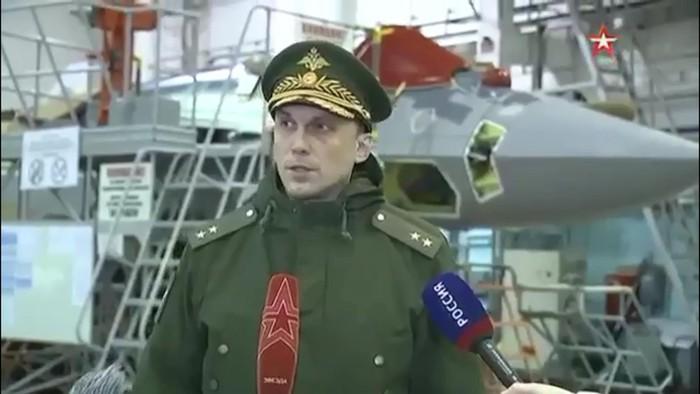 Tiêm kích Su-57 đầu tiên chuẩn bị gia nhập biên chế Không quân Nga - Hình 2