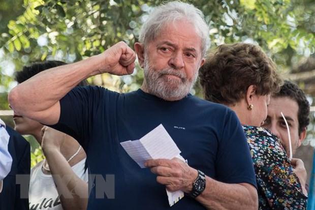Tòa án Brazil trả tự do cho cựu Tổng thống Lula da Silva - Hình 1