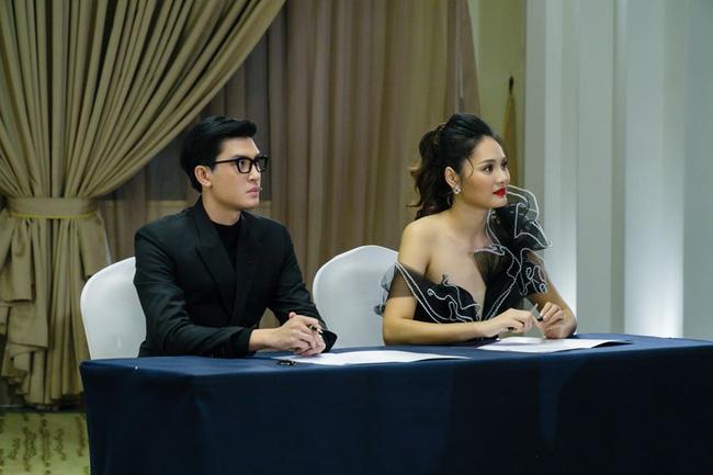 Tôi là Hoa hậu Hoàn Vũ Việt Nam 2019: Thúy Vân dẫn đầu nhưng spotlight lại là cô gái tóc ngắn - Hình 2