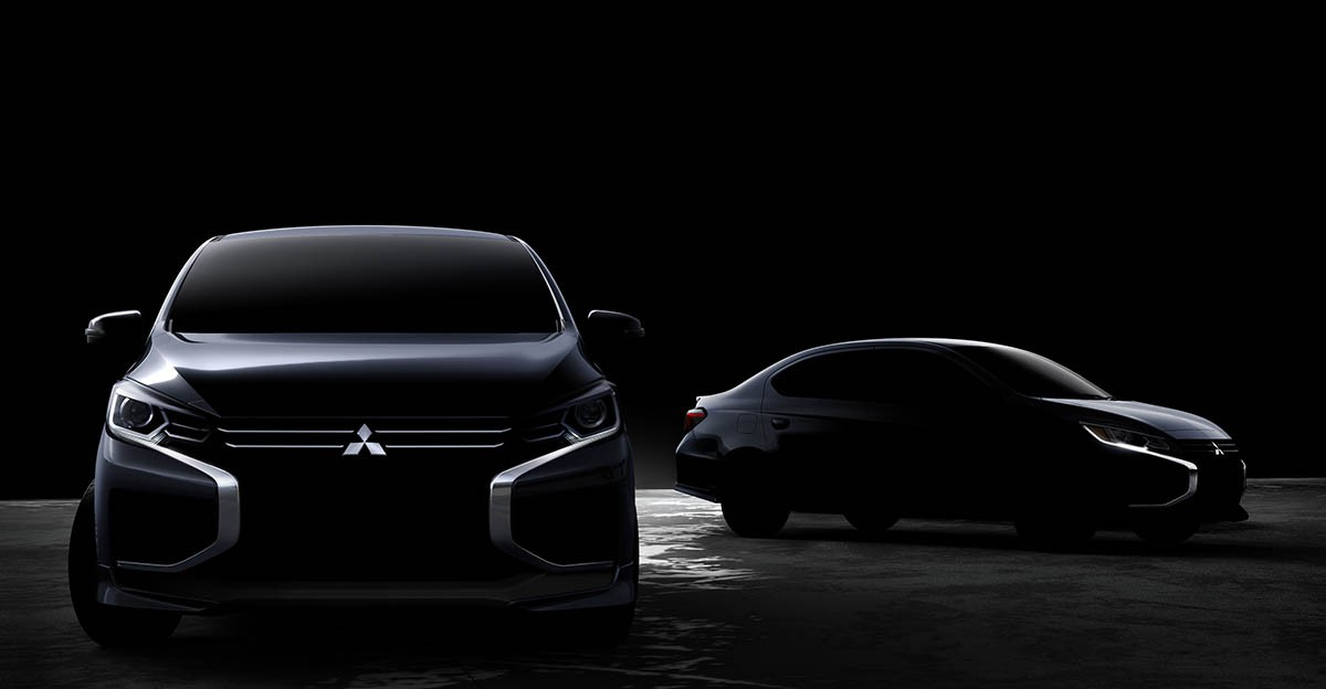 Tới lượt Mitsubishi lên đời Dynamic Shield cho cặp xe chiến lược Mirage và Attrage - Hình 1