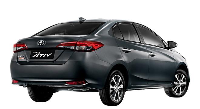 Toyota Vios đời mới có động cơ 1.2L tiết kiệm nhiên liệu hơn - Hình 3