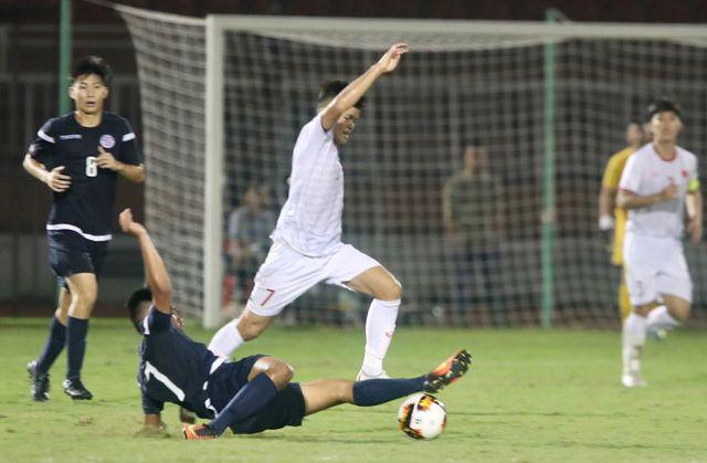 U19 Việt Nam: Nỗi lo thế hệ cầu thủ sau lứa Quang Hải, Văn Hậu - Hình 1