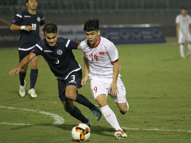 U19 Việt Nam: Nỗi lo thế hệ cầu thủ sau lứa Quang Hải, Văn Hậu - Hình 2