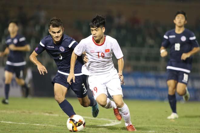 U19 Việt Nam - U19 Guam: Tấn công mãn nhãn, hẹn đấu Nhật Bản - Hình 1